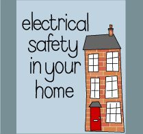 Check this out: A cute way of ensuring electrical safety in your home.