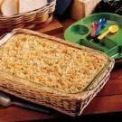 Potluck Chicken Casserole Recipe | Taste of Home Recipes