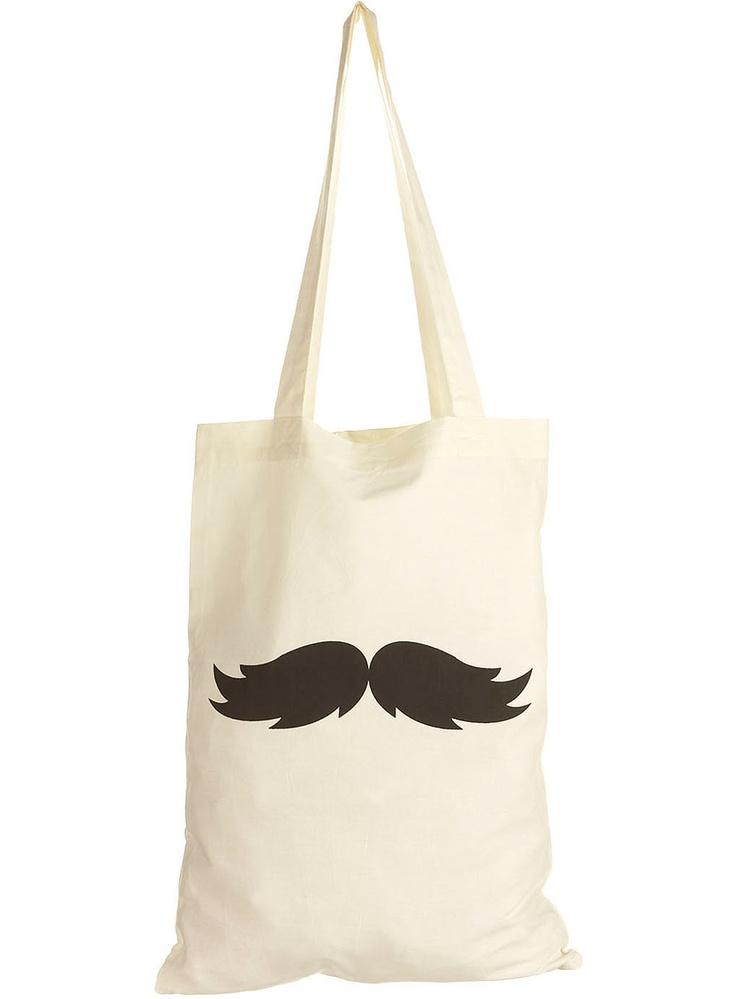 moustache eco bag lmao my bro would love it
