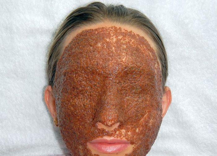 Moja tvár omladla o 10 rokov. Jediné čo som urobila, bolo zmiešanie semiačok tejto rastliny a aplikácia na tvár | Chillin.sk