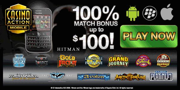Mobile casino win real money