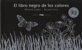 ready steady smile and learn: EL LIBRO NEGRO DE LOS COLORES