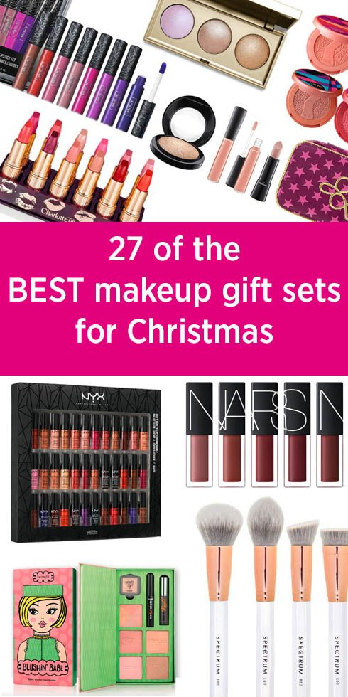 These beauty gift sets are the ultimate present for make-up junkies