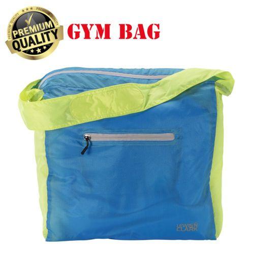 Unisex-bag-gym-bag-light-yoga-Tote-small-sport-bag-packing-bag-groceries-blue