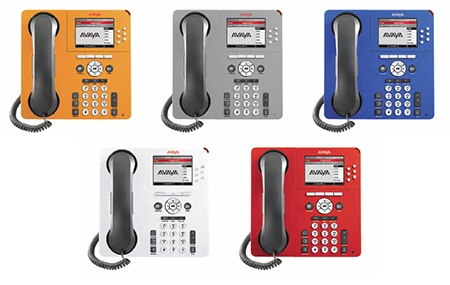 Avaya 9600 Series IP Deskphones .  This series comprises of powerful deskphones that are full featured. They offer customizability and performance. Moreover, one has increased call control and call management capabilities with these phones. They enhance worker productivity and satisfaction by their ease of use.
