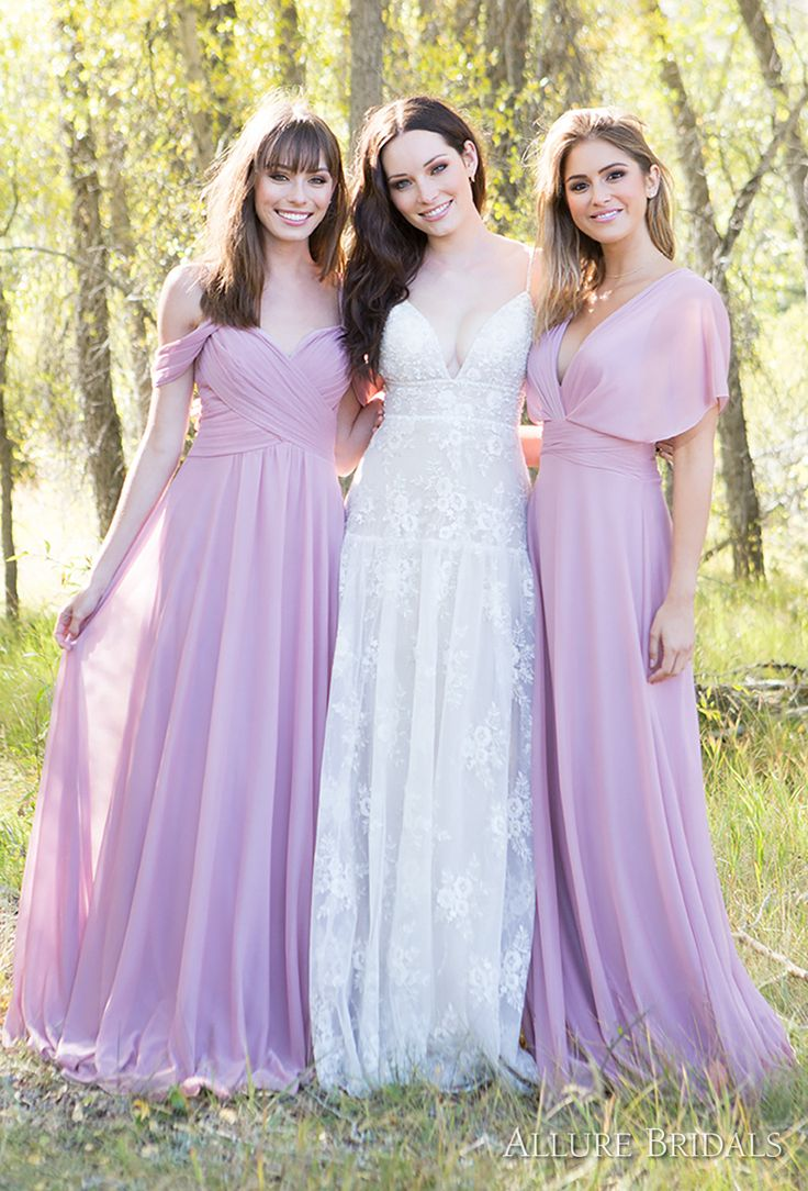 56 best Bridesmaids Dresses images on Pinterest | Bridesmaids ...