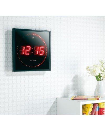 1000 id es sur le th me horloge murale led sur pinterest - Horloge murale a led ...