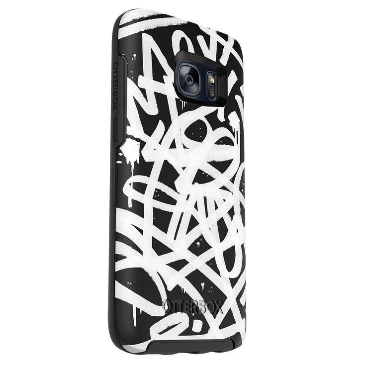 OtterBox Samsung Galaxy S7 Symmetry Graffiti #Otterbox #Samsung_S7 #Symmetry #Graffiti #ahorashop