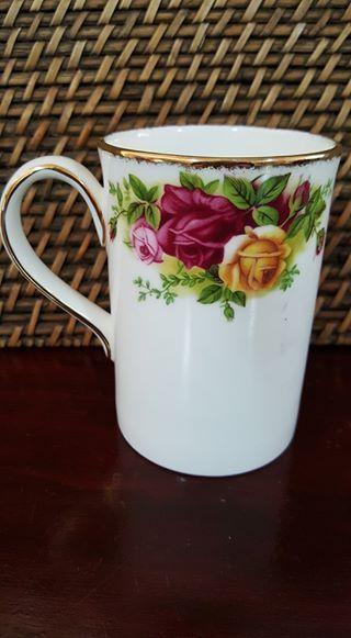 Royal Albert Coffee Mug  Old Country roses x 1 #RoyalAlbert