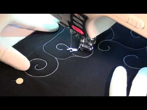 Leah Day has 522 videos pertaining to quilting. I love her free motion quilting lessons.