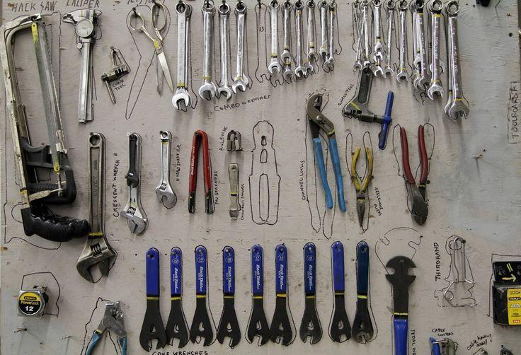 Гараж DIY инструменты организации советы