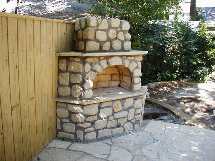 Backyard Outdoor Fireplace Plans : Simple Outdoor Fireplace Plans .