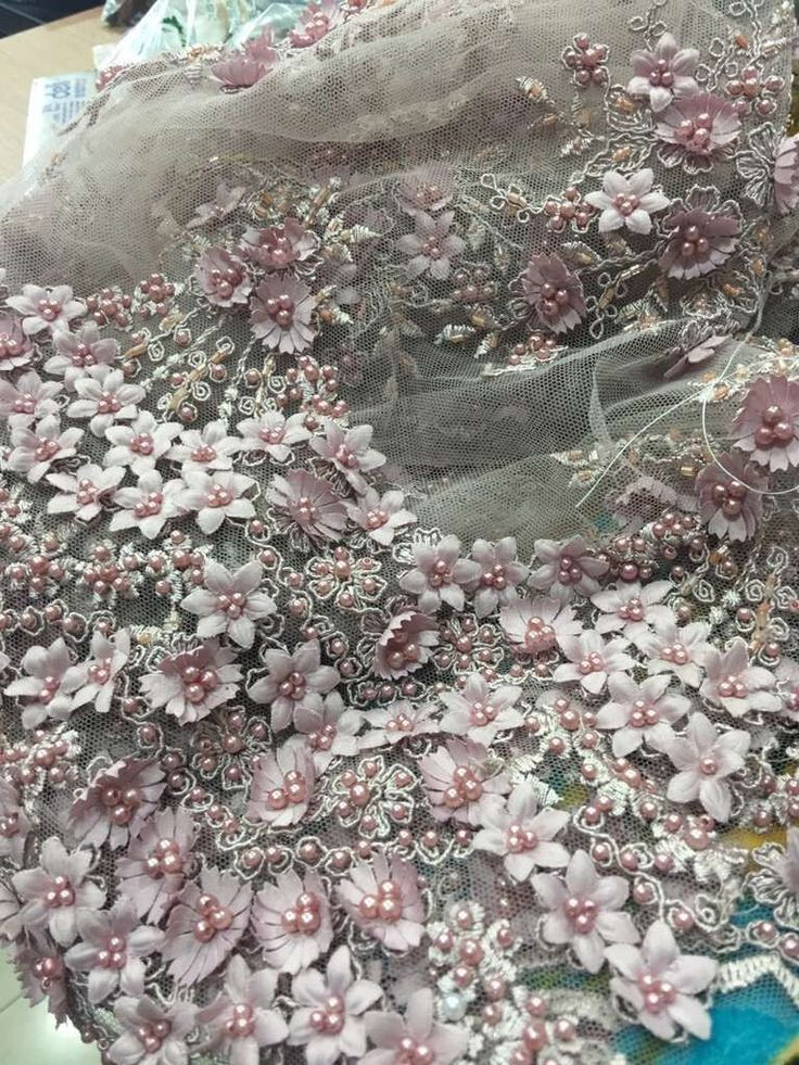 Latest design 3D bridal lace fabric embroidered lace, 3D beaded lace fabric,wedding dress lace fabric, french lace fabric for wedding dress by AnnabelleDIY on Etsy