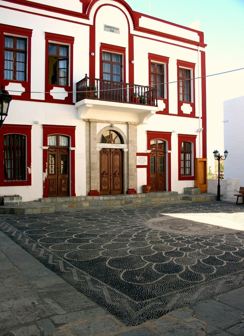 Nisyros, greek island