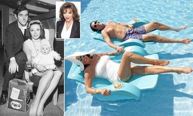 Dame Joan Collins reveals secrets of successful marriage | Daily Mail Online