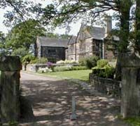 Oakwell Hall Birstall open weekends noon til 4pm family ticket £6