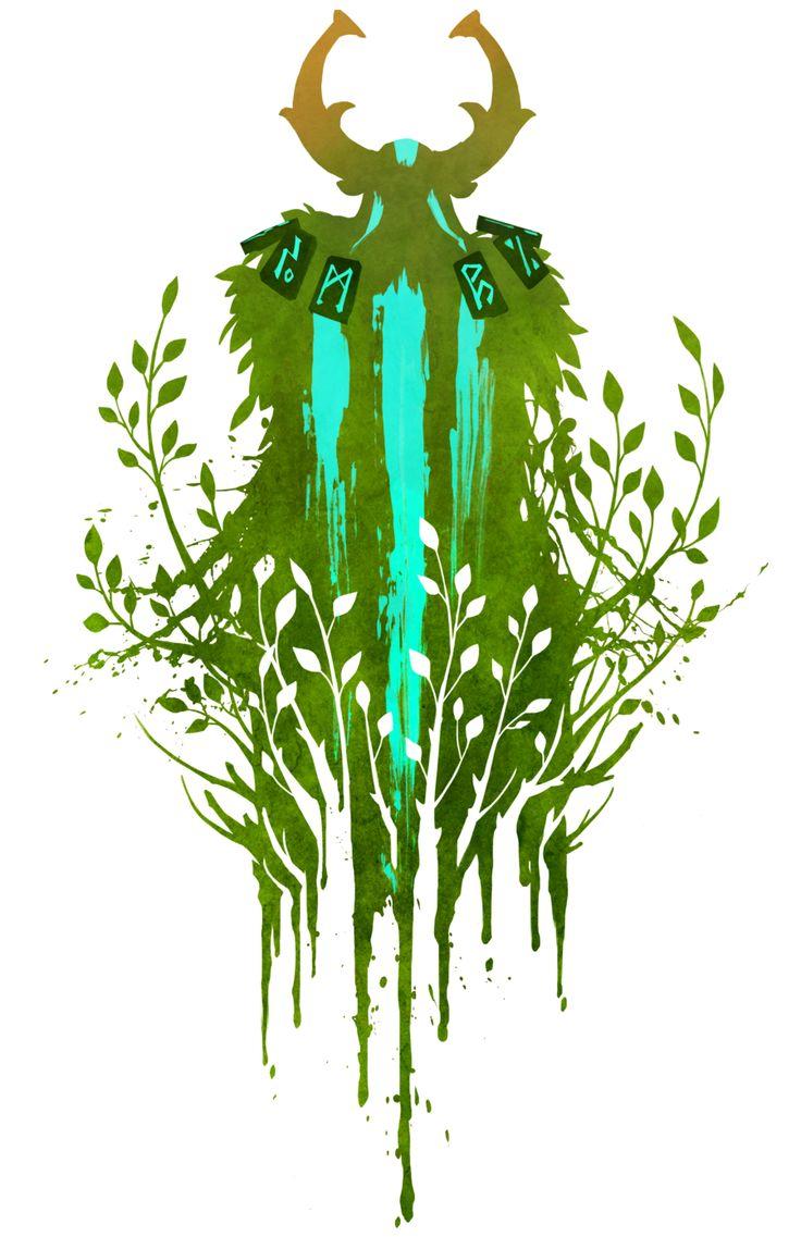 natures prophet LARGE! by sandara.deviantart.com on @deviantART