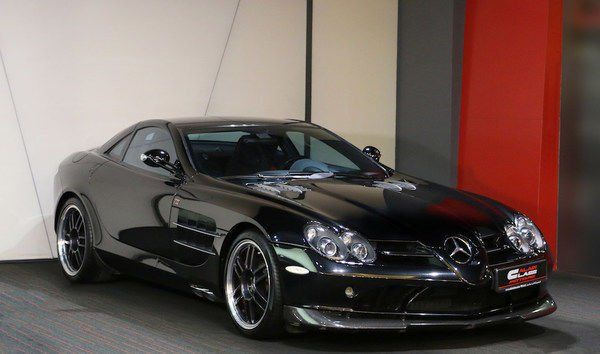 Mercedes Benz Slr Mclaren 722 Edition Luxury Cars For Sale