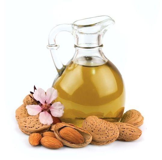 Consejo para hacer aceite de almendras.