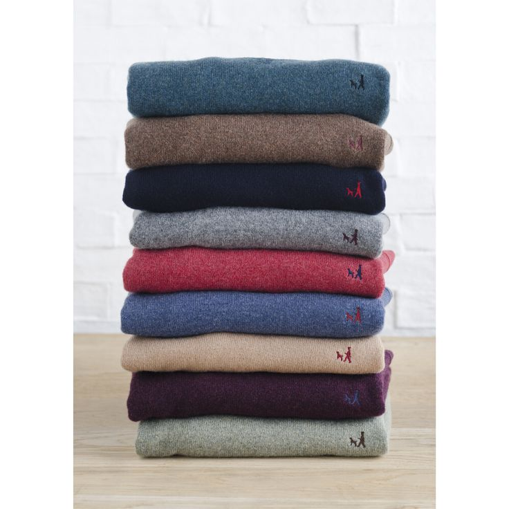 Sweater de lambswool. Saville Row