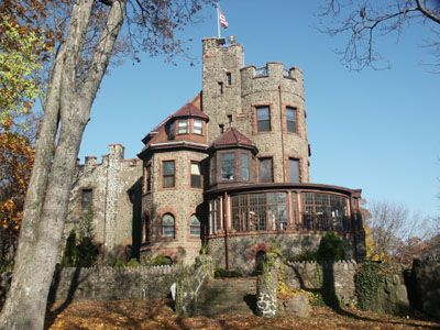 Kip's Castle In Montclair, NJ
