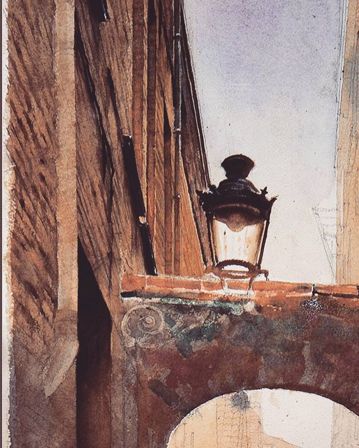 Guess? #watercolor #danielsmith #danielsmithwatercolors #montval