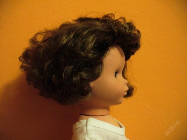 hezká RETRO mrkací panenka  * 48cm