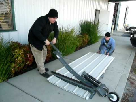17 Best Metal Roofing And Siding Tools Images On Pinterest