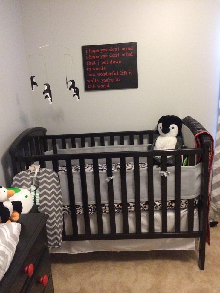17 best ideas about penguin nursery on pinterest babies for Nursery project ideas