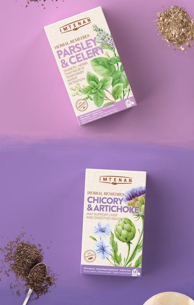Imtenan Herbal Remedies on Packaging of the World - Creative Package Design Gallery