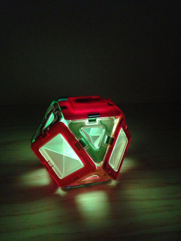 Magformers led light set