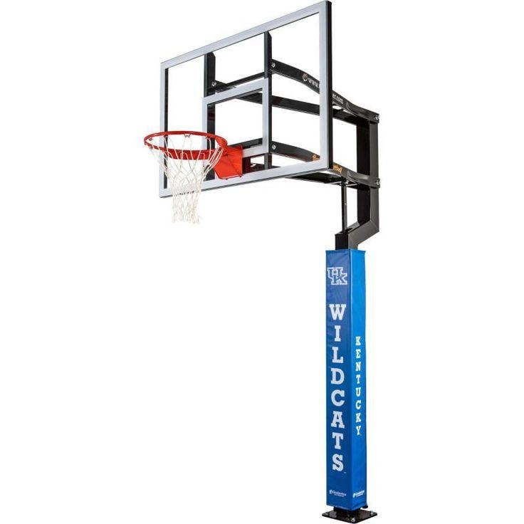 Goalsetter Kentucky Wildcats Basketball Pole Pad, Blue