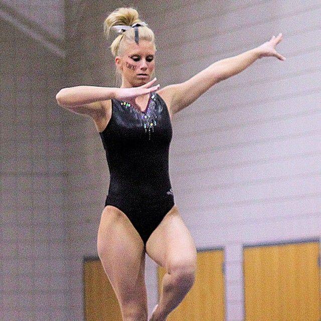 #wcw #BrittanyJohnson #gymnast
