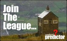 Weekend Predictor - just predict one result from the football fixture list every weekend
