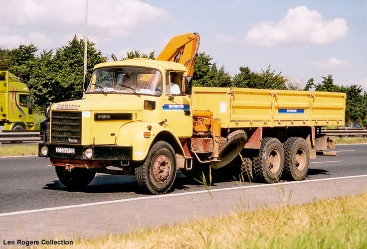 RENAULT GBH 280 of France