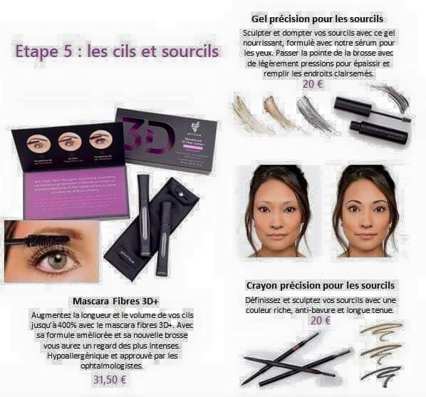 maquillage 3d younique