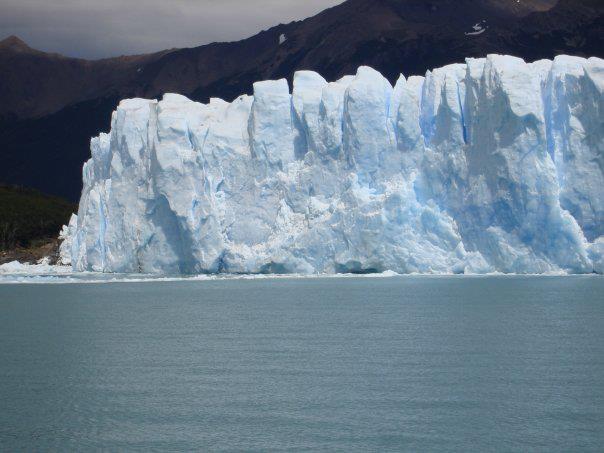 Perito Moreno. Más info en www.facebook.com/viajaportupais