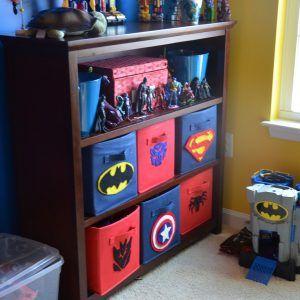 Batman Vs Superman Bedroom Ideas