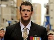 Victoria Cross winner Ben Roberts-Smith. One of Australia's real life Heros. Lest We Forget.