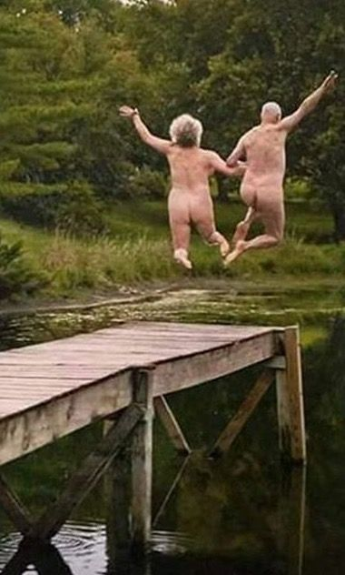 True love never gets old ....hahaha, I love this photo, so adorable - I live for this type of wild, happy and free spirit.