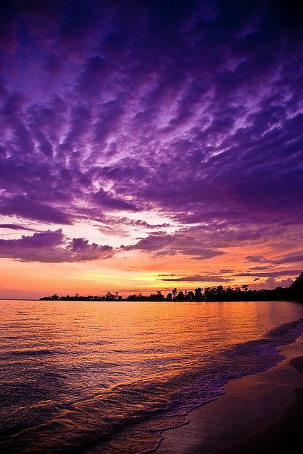 Sihanoukville (Cambodia). 'King of the  Cambodian beach resorts, with  a headland ringed by squeaky  white sands. Centrally located  Sokha Beach is a gem, while  Otres Beach off ers a more  subdued vibe.' http://www.lonelyplanet.com/cambodia/south-coast/sihanoukville