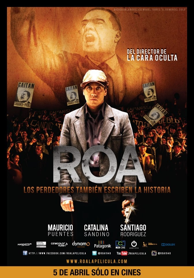 Roa 2013 http://cinefilosradio.blogspot.com  #CineColombiano #CinefilosRadio