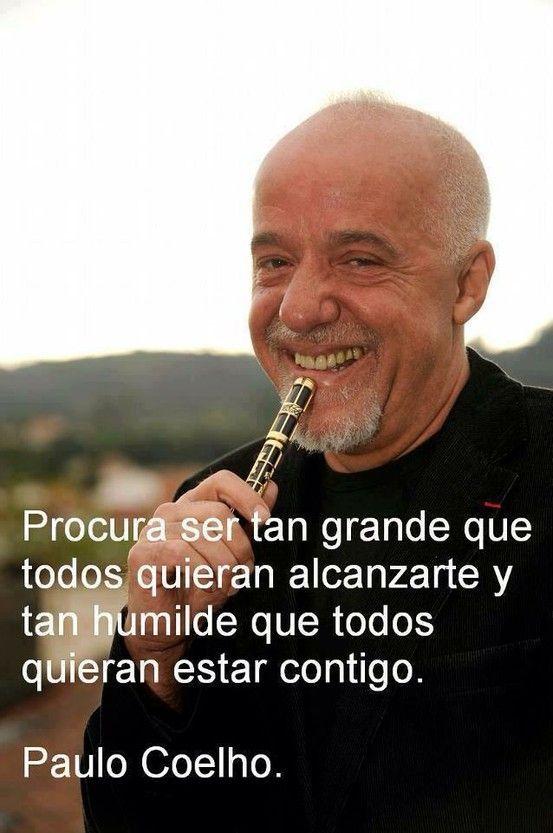 Paulo Coelho - Por eso es porque yo te amo!!