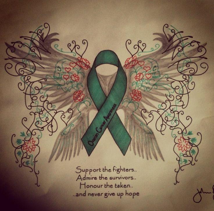 Ovarian cancer awareness by Johnflynn01 on deviantART