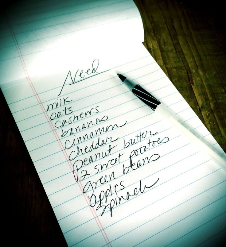 Best 25+ Grocery list templates ideas on Pinterest Recipe and - food shopping list template