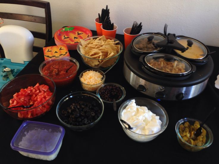 Nacho bar food pinterest nachos nacho bar and rice for Bash bash food bar vodice