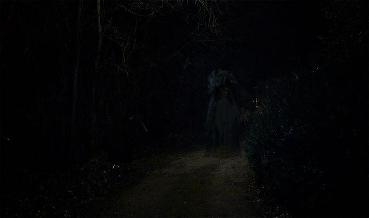 GeisterNet |  Duchové, duchové, strašidelná místa - Bezhlavý žena Münsingen