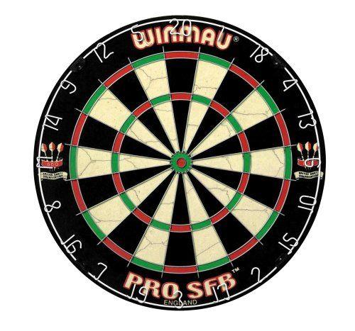 Winmau Pro SFB Bristle Dartboard Winmau http://www.amazon.co.uk/dp/B00130OHI2/ref=cm_sw_r_pi_dp_.hU4vb1GRN3AA
