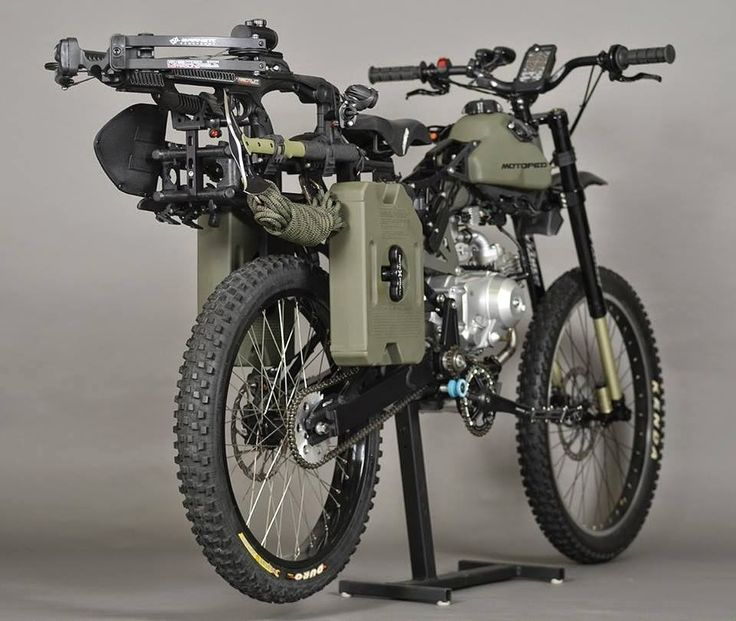 What is the ultimate survival motorcycle? - Page 19
