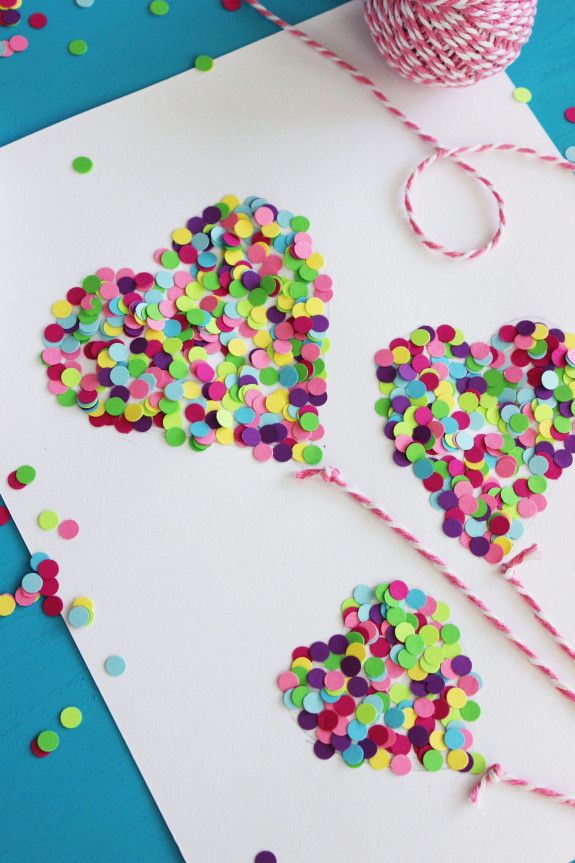 3 Easy Valentineu0027s Day Crafts For Kids That Are Really Easy
